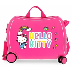 Maleta Hello Kitty Rose