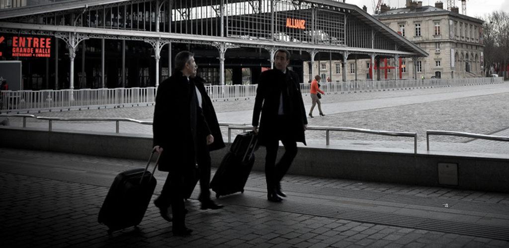 mochila para hombre de negocios