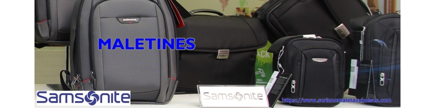 Maletines Samsonite